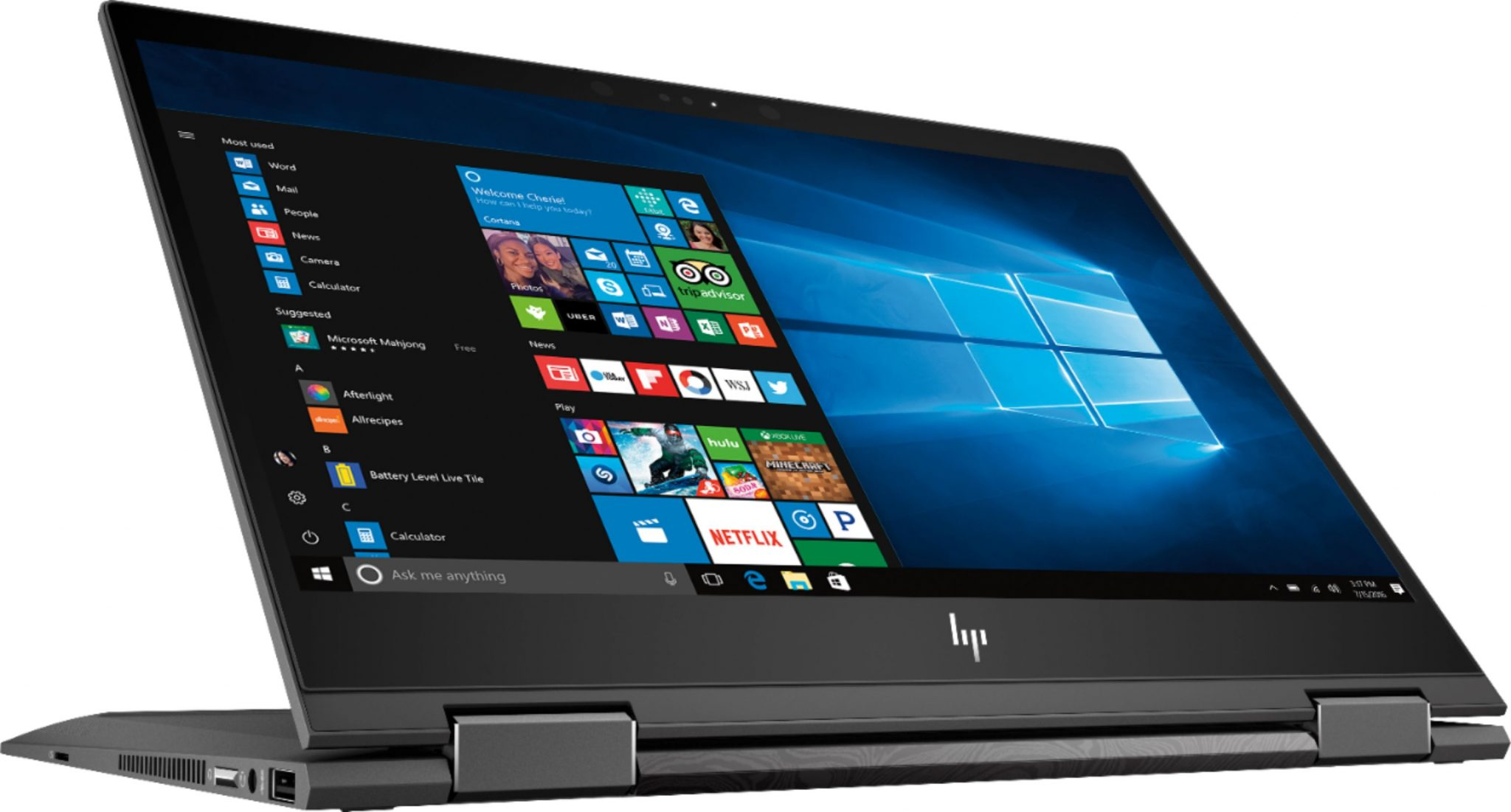 It's Almost Time To Head Back To School, Try The HP Envy X360 Laptop