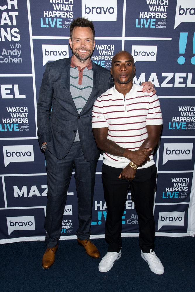 In Case You Missed It: Charlamagne Tha God And Joel McHale On Watch What Happens Live