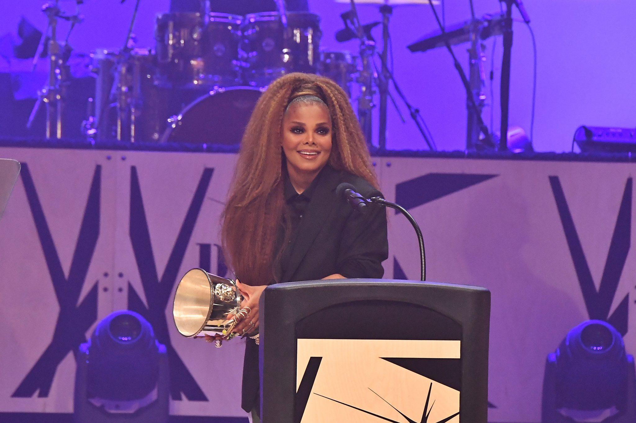 Janet Jackson Named BMI Icon At 2018 BMI R&B/Hip-Hop Awards