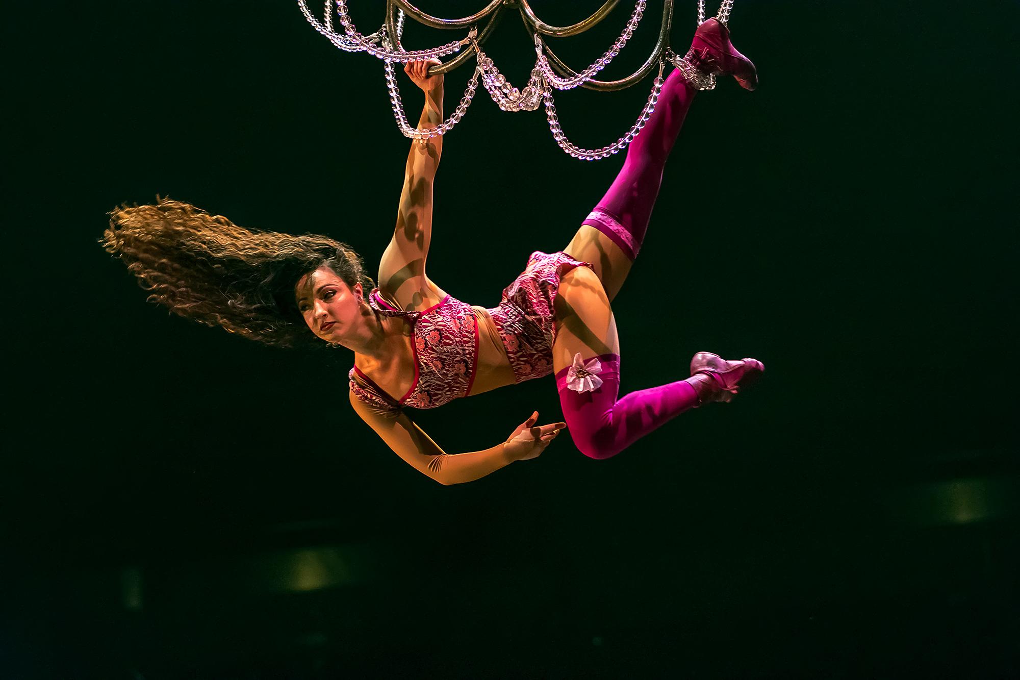 Five Reasons To See Cirque Du Soleil Corteo