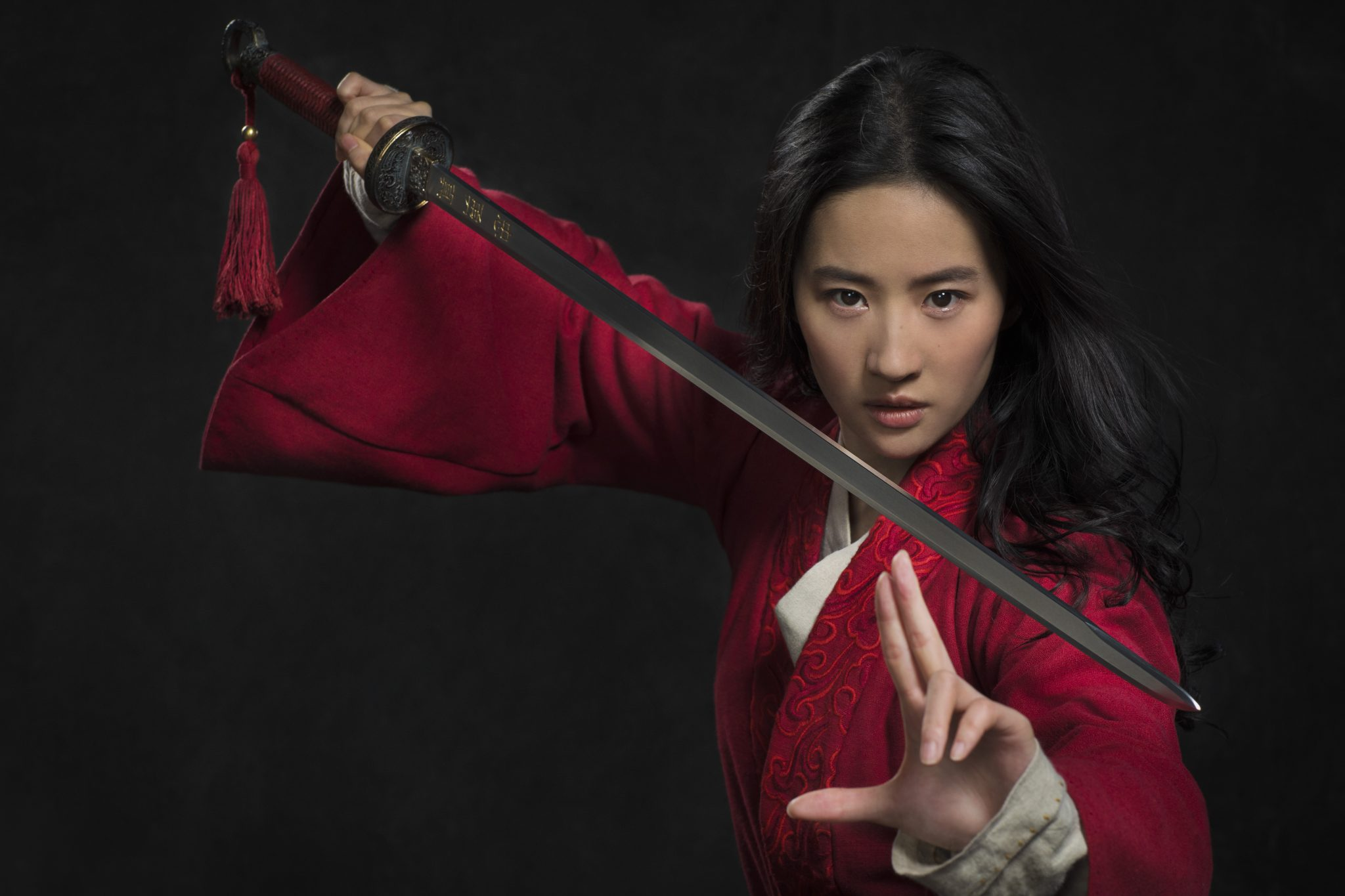 First Look: Disney's Live-Action MULAN