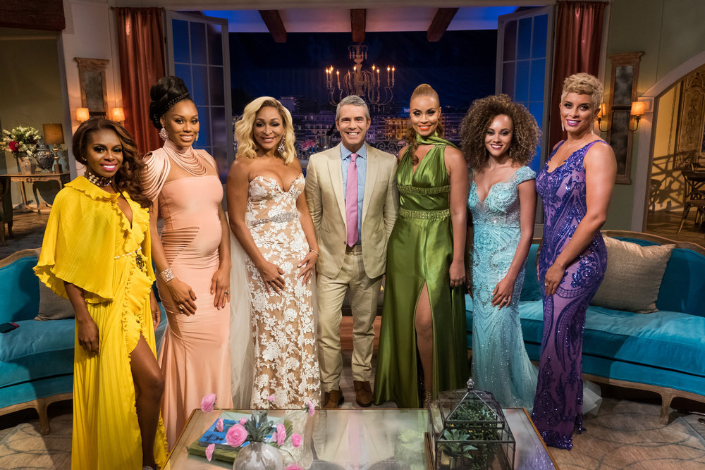 Wardrobe Breakdown: The Real Housewives Of Potomac Reunion Show