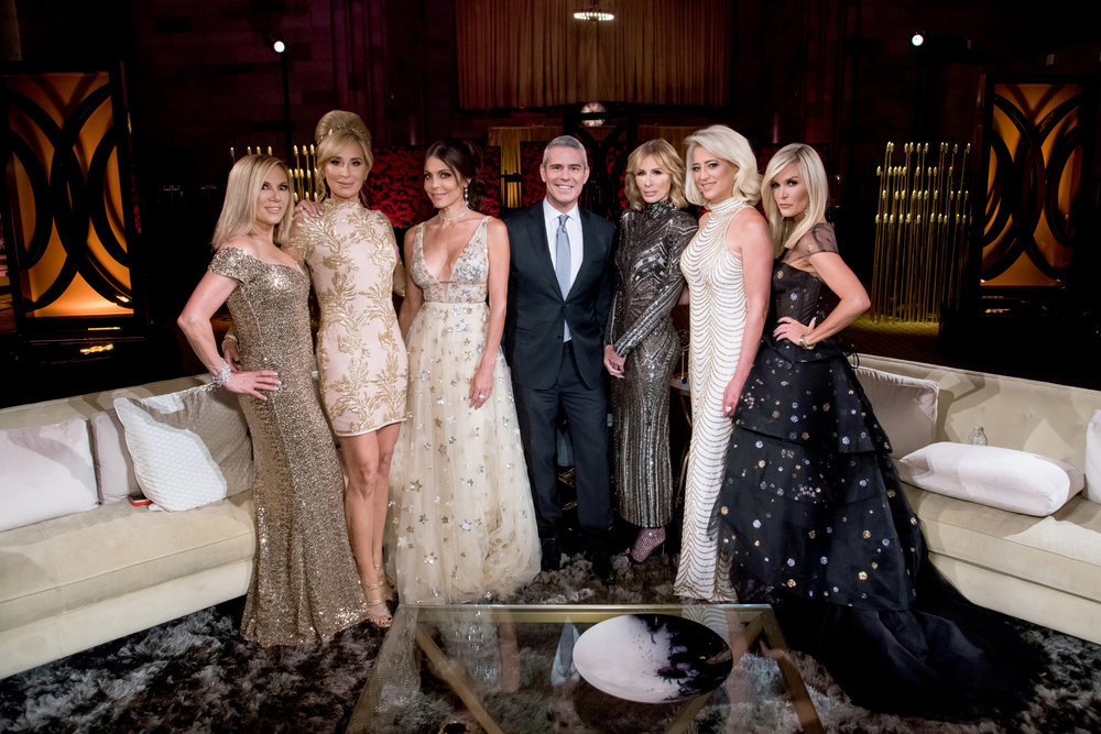 Wardrobe Breakdown: The Real Housewives Of New York City Reunion