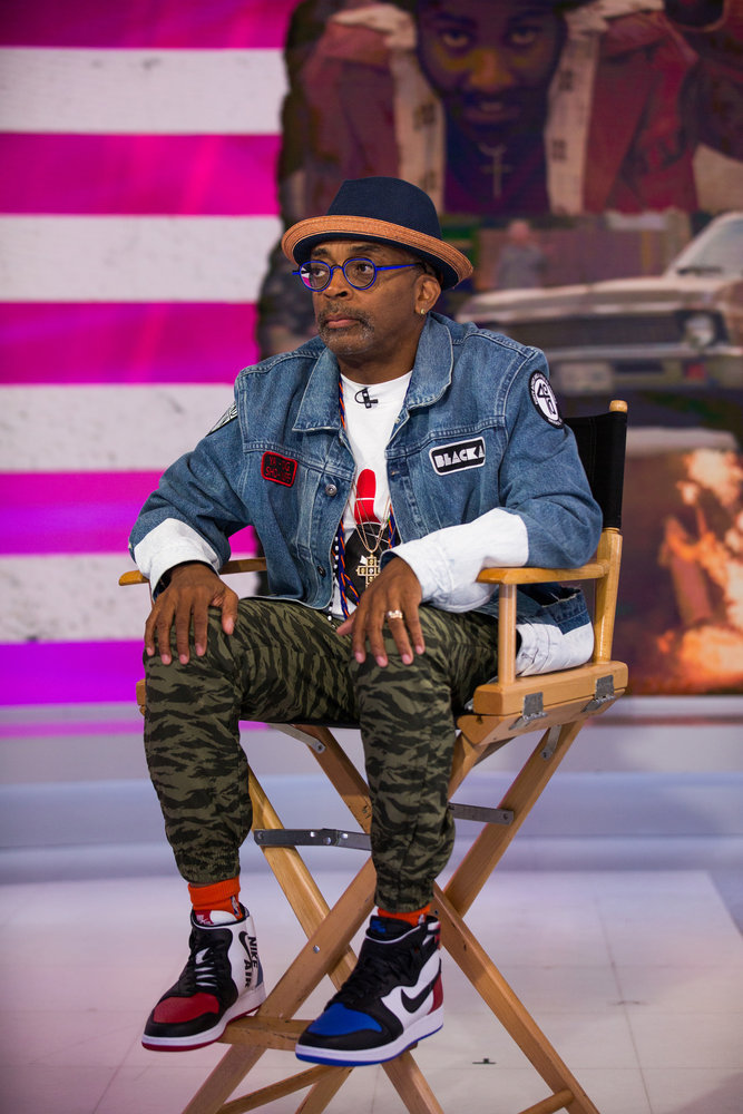 In Case You Missed It: Spike Lee On The Today Show