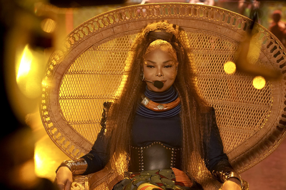 In Case You Missed It: Janet Jackson On The Tonight Show Starring Jimmy Fallon