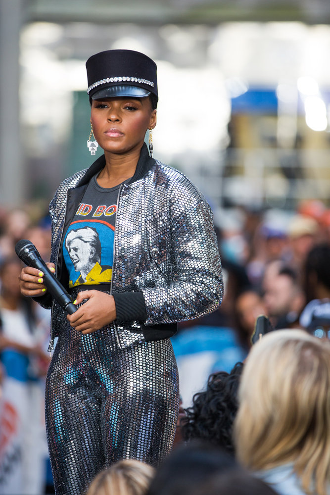 In Case You Missed It: Janelle Monae On The Today Show