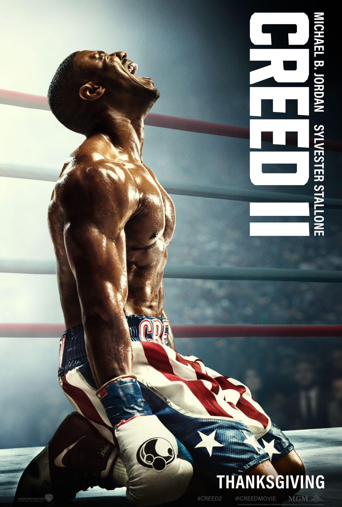 New Movie: Creed II