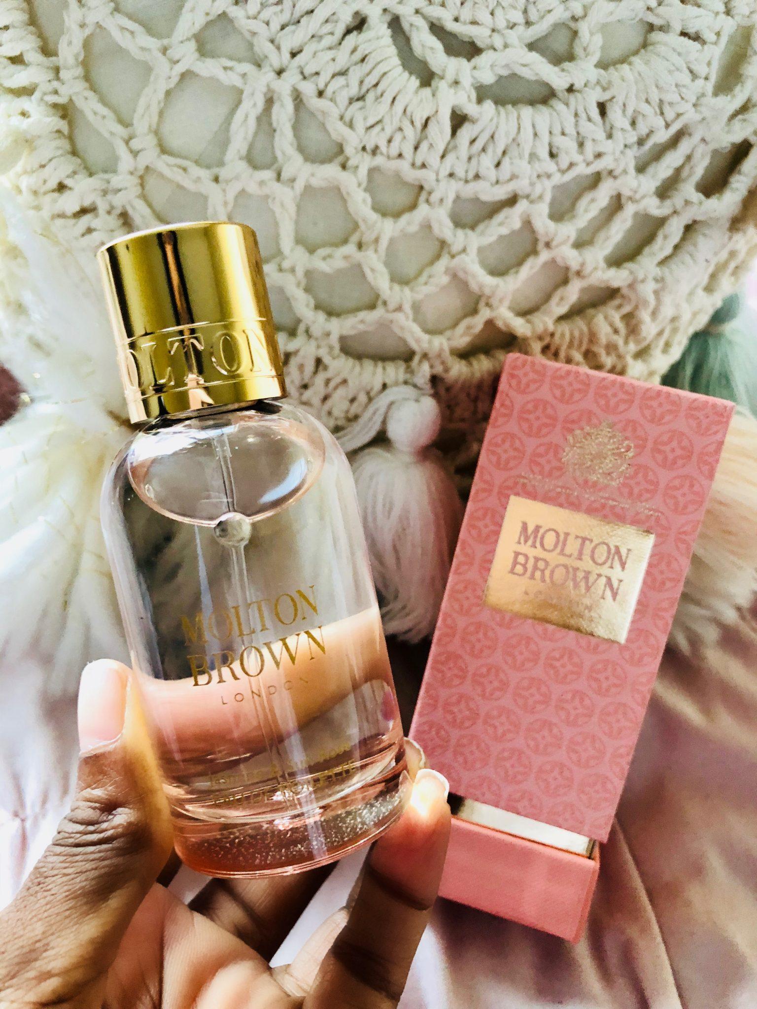 New Fragrance: Molton Brown's Jasmine & Sun Rose