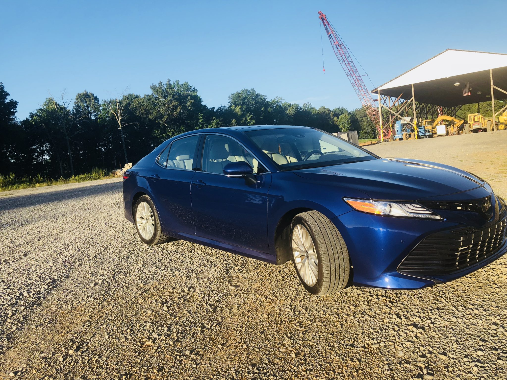 Exploring Athens, Tennessee In The Toyota Camry XLE