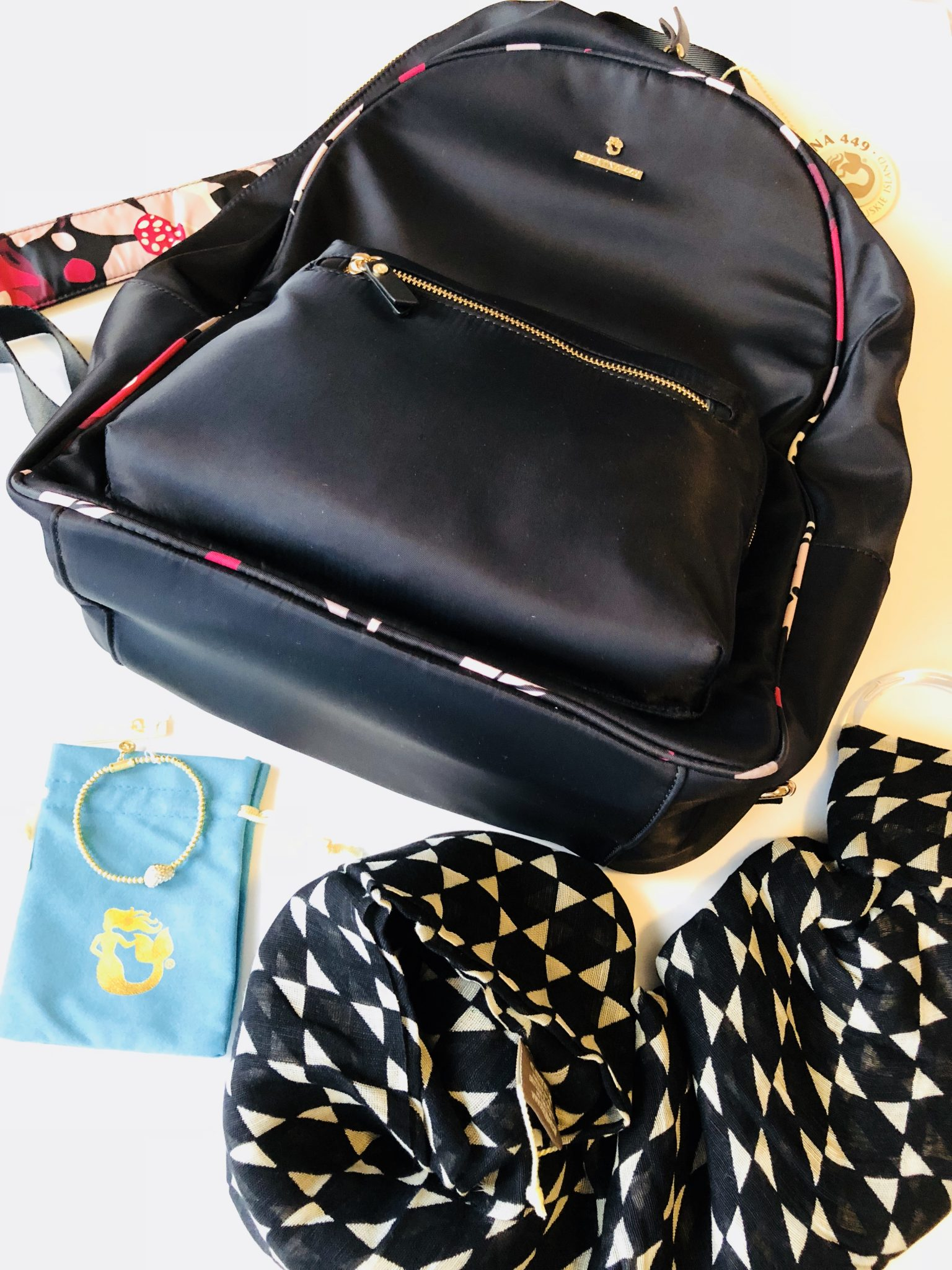 What's In My Bag: Spartina 449 Armada Tech Backpack
