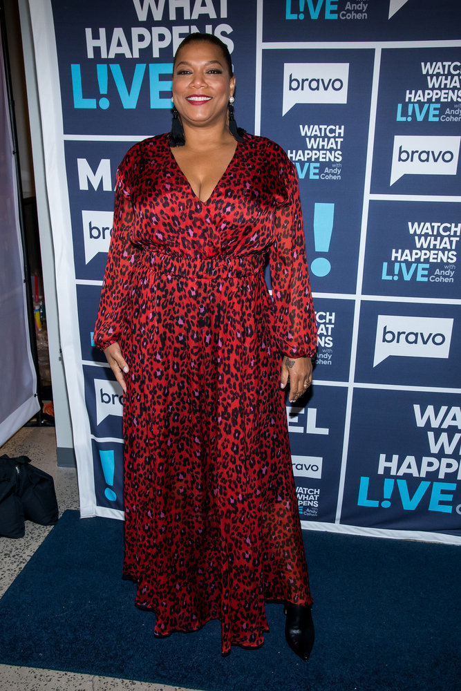 In Case You Missed It: Queen Latifah On Watch What Happens Live With Andy Cohen