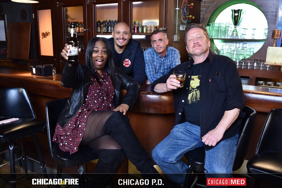Set Visit: NBC's Chicago Fire