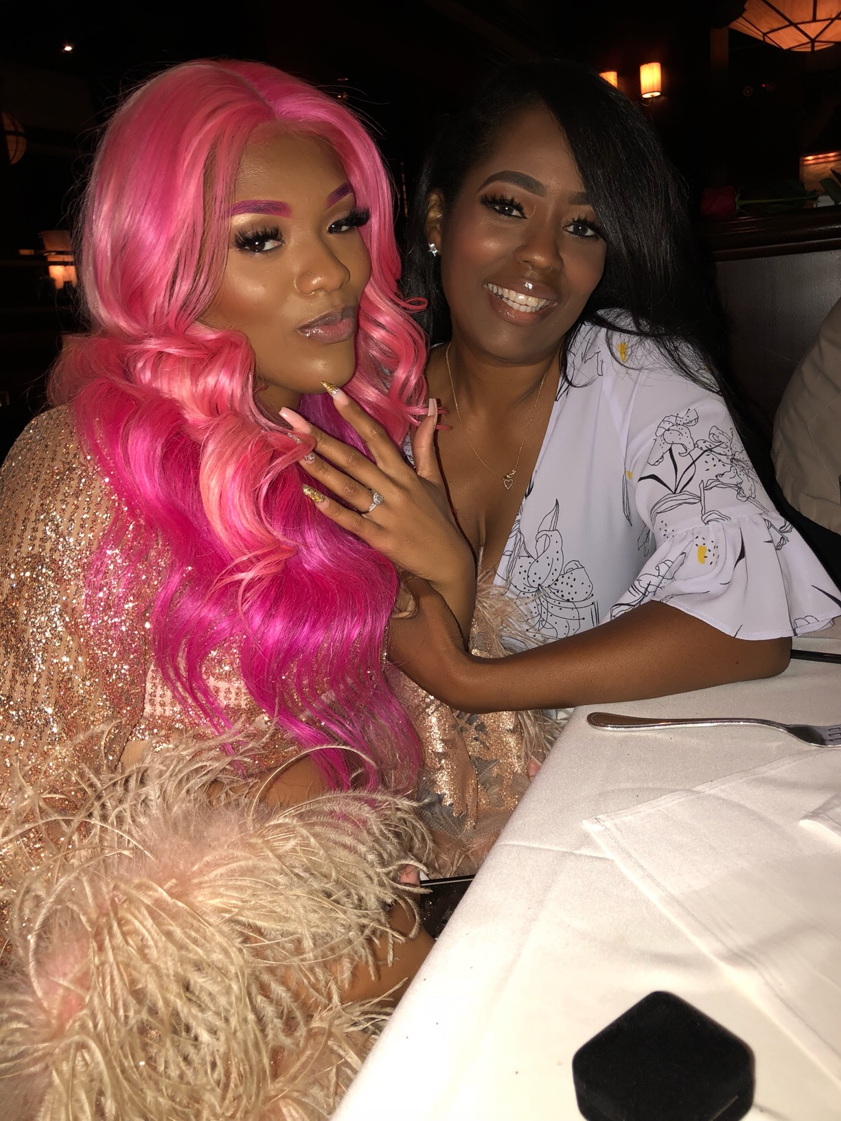 Tyra's 21st Birthday, An Engagement, A Baby On The Way!