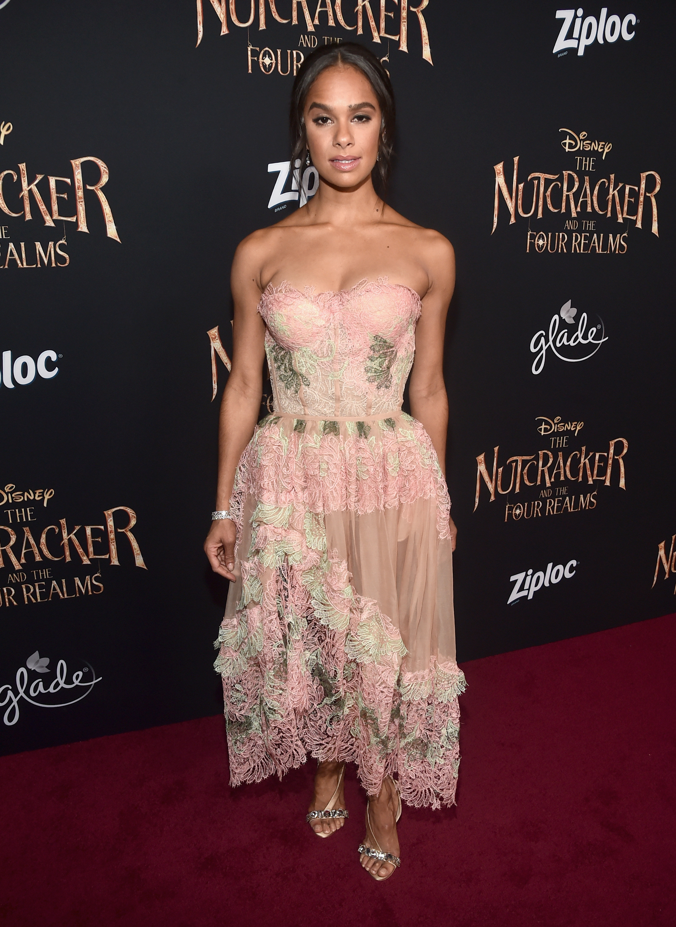 Wardrobe Breakdown: Misty Copeland At The Disney The Nutcracker And The Four Realms World Premiere