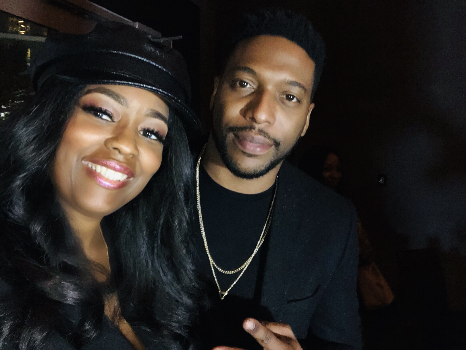 Dinner And A Conversation With Actor Jocko Sims From NBC's New Amsterdam