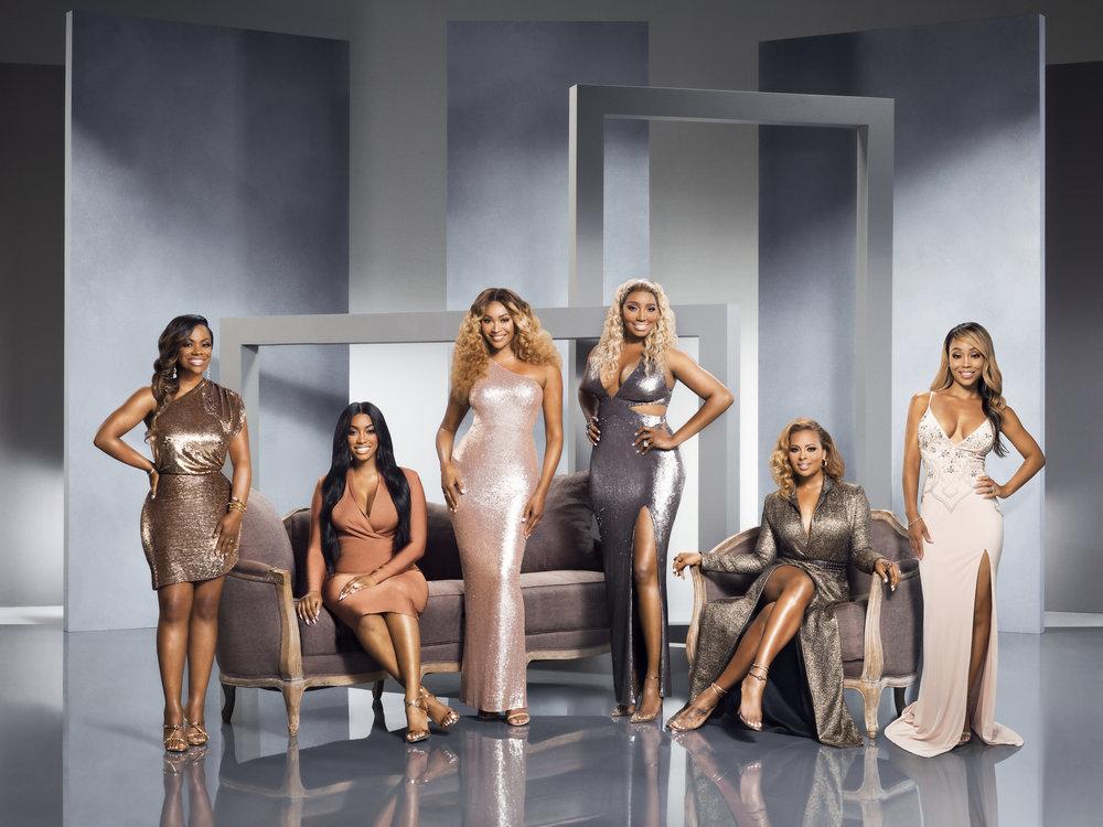 Season 11 The Real Housewives Of Atlanta Cast Photo Shoot