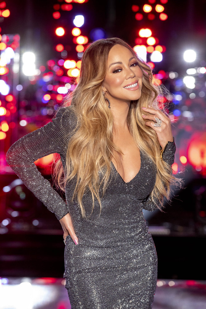 In Case You Missed It: Mariah Carey On The Voice