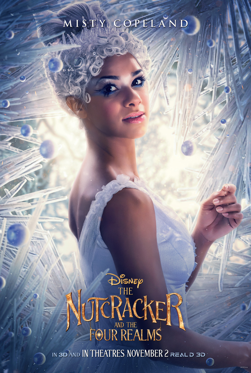 This Is Awesome! Talking With Tami Headed To Los Angeles For Disney's The Nutcracker And The Four Realms Hollywood Premiere