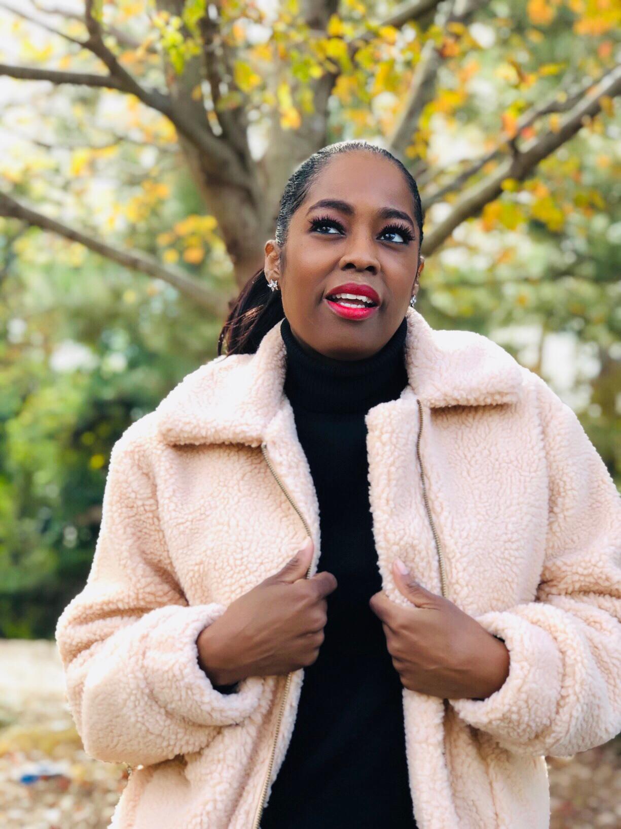 My Style: Teddy Bear Coat
