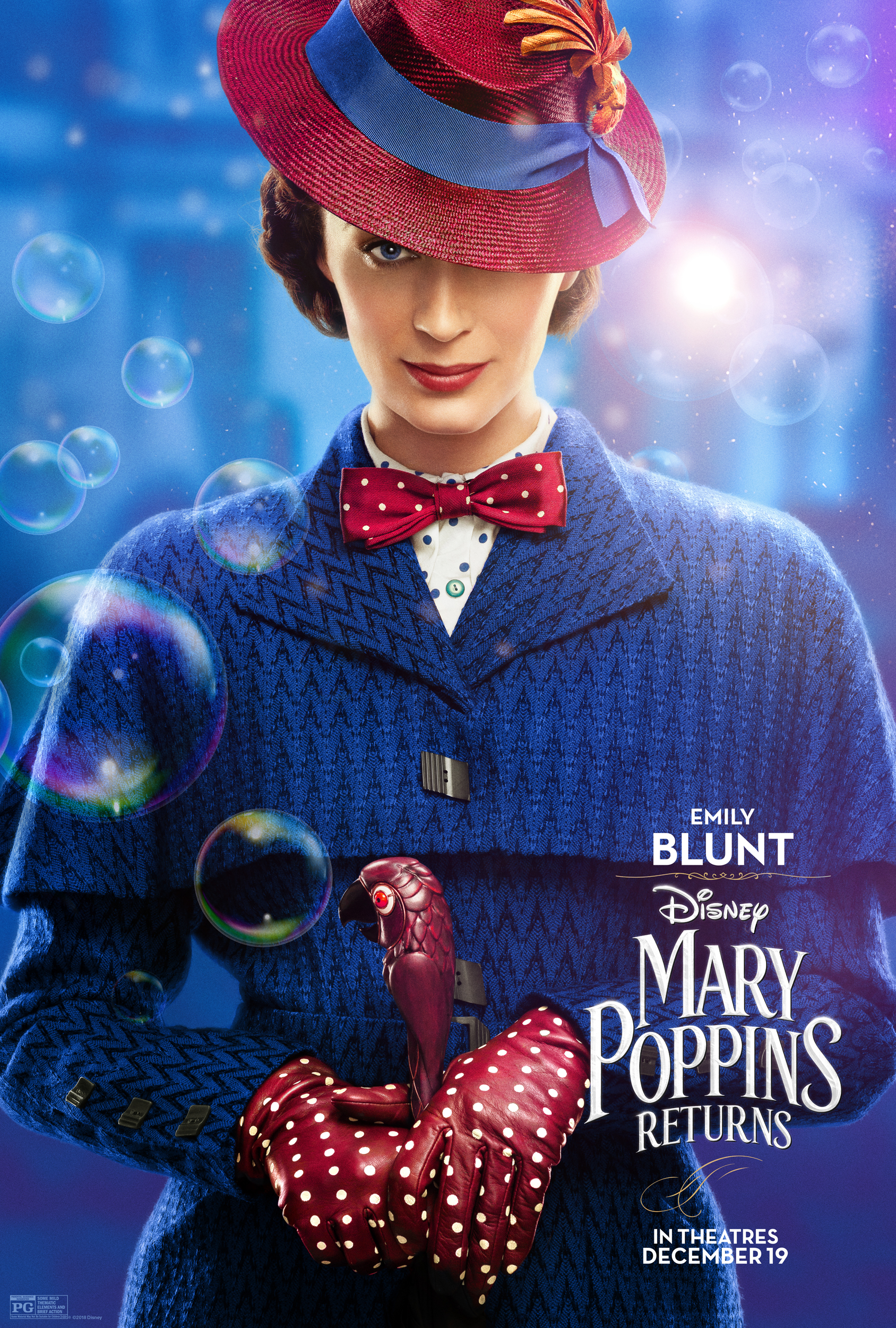I'm Flying Off To Los Angeles For Disney Mary Poppins Returns Premiere & More!