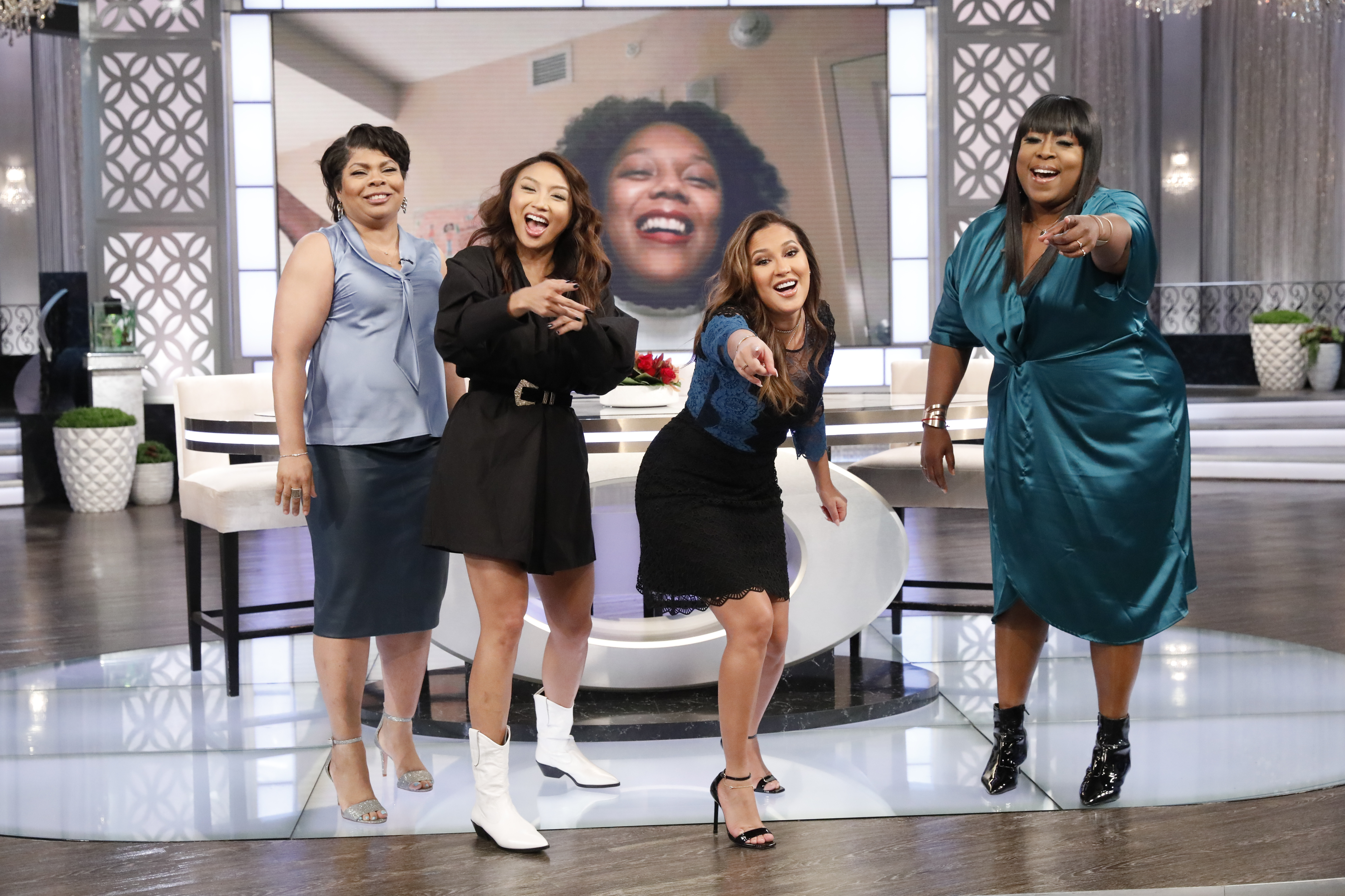 The Real's Take On That Jill Scott Concert Video, The Idris Elba Doll And Keshia Knight Pulliam Stops By