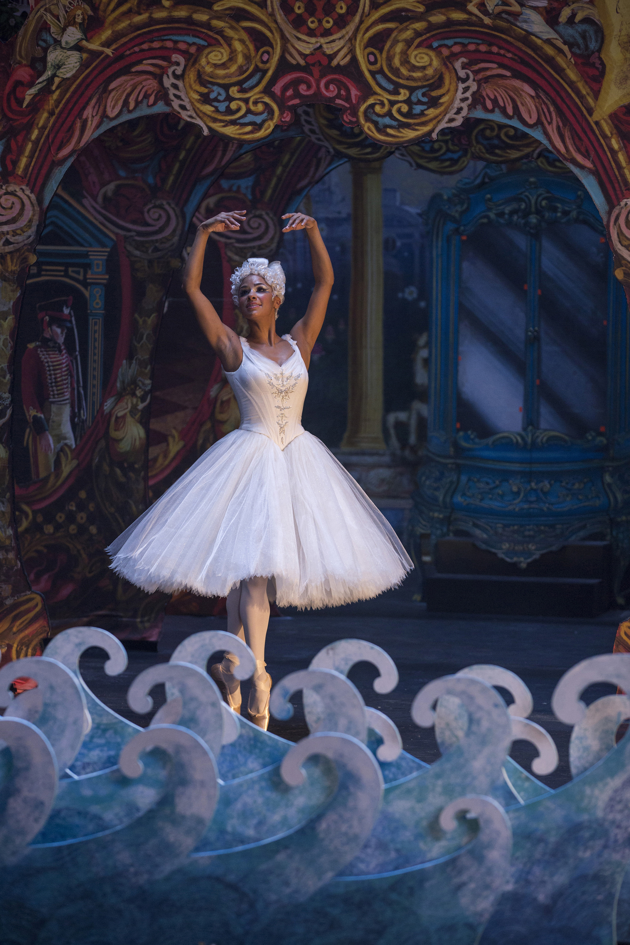 Interview With Ballerina Misty Copeland From The Nutcracker And The Four Realms