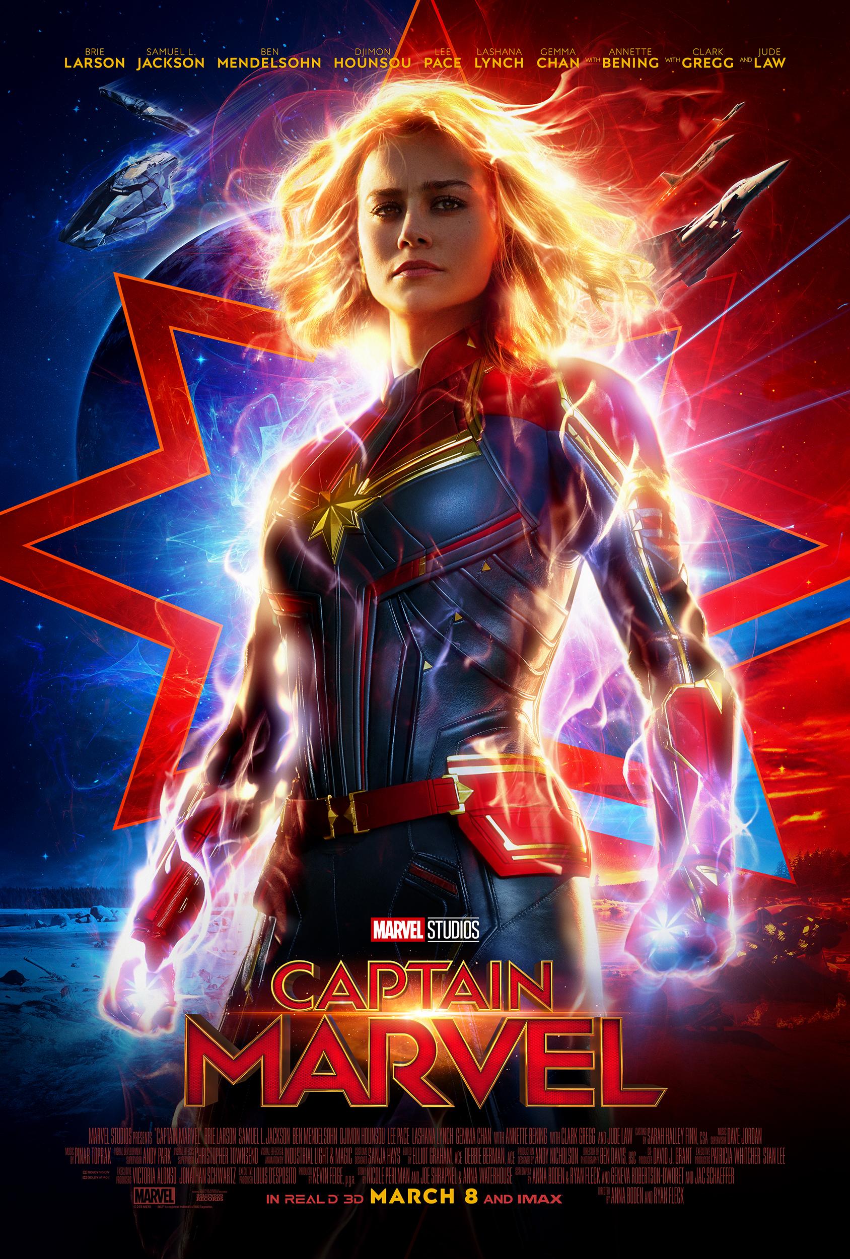 New Movie: Marvel Studios' CAPTAIN MARVEL