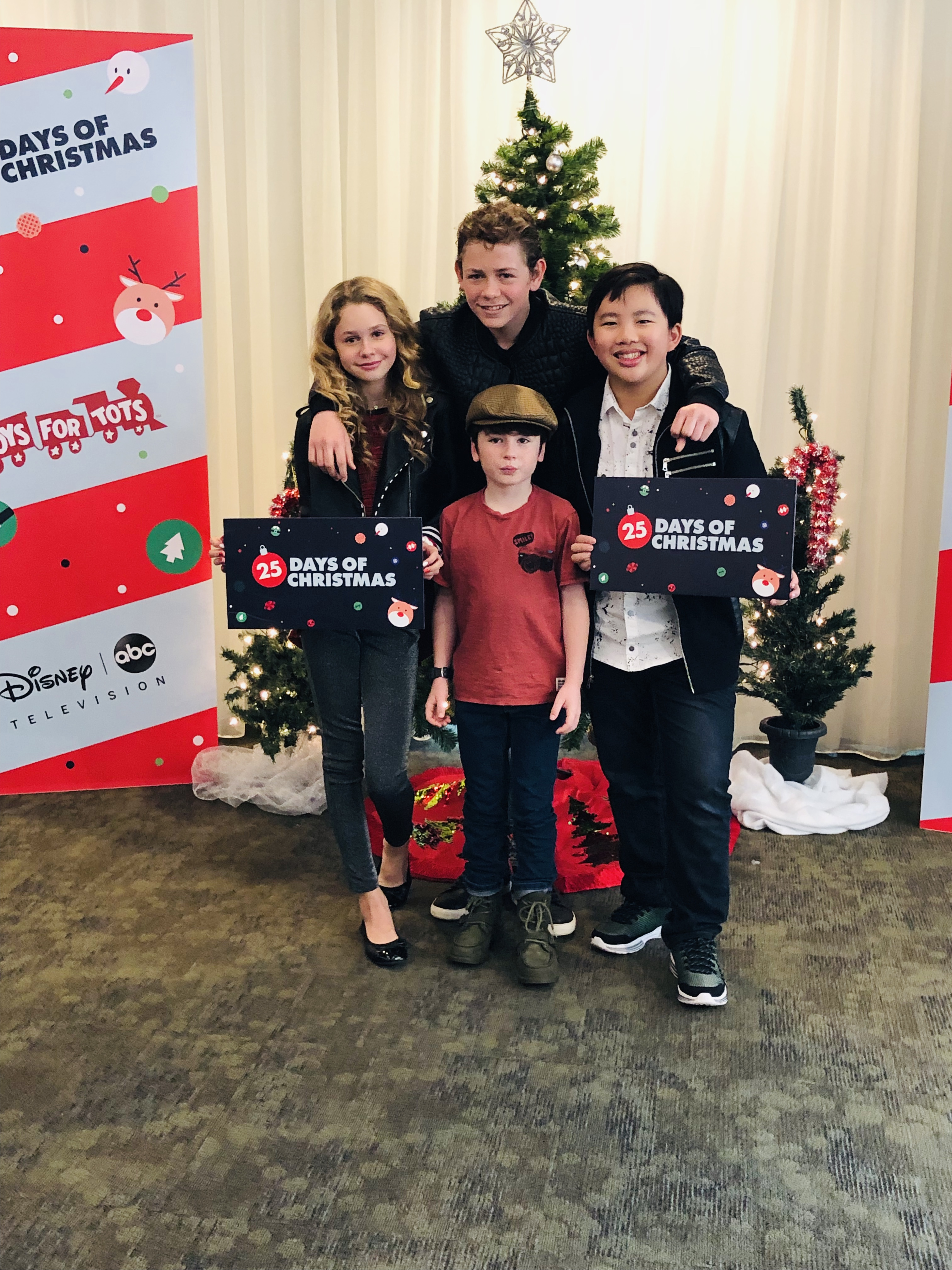 Fun Interview With The Cast Of Coop And Cami Ask The World!