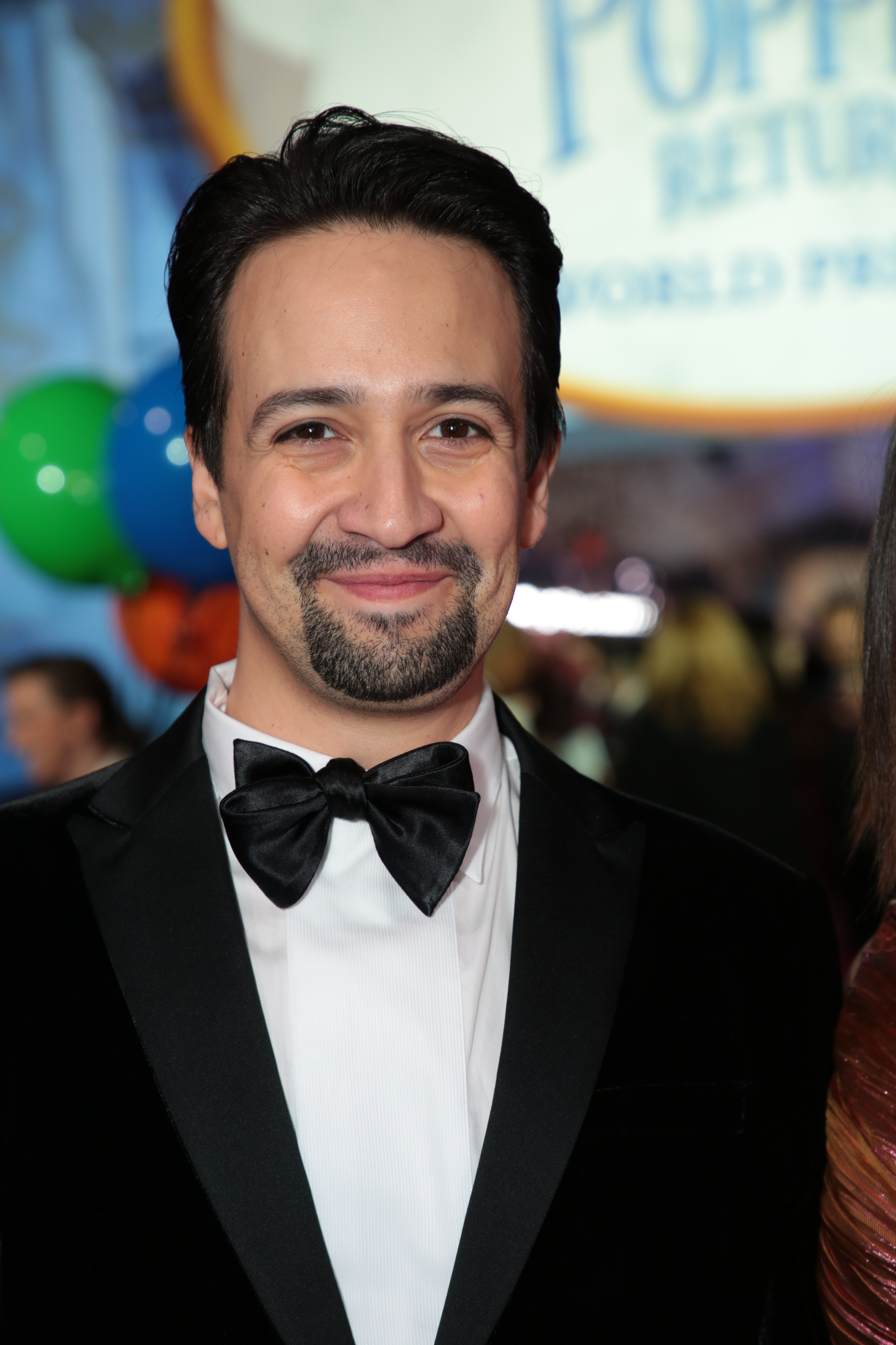 One On One With Lin-Manuel Miranda From Mary Poppins Returns
