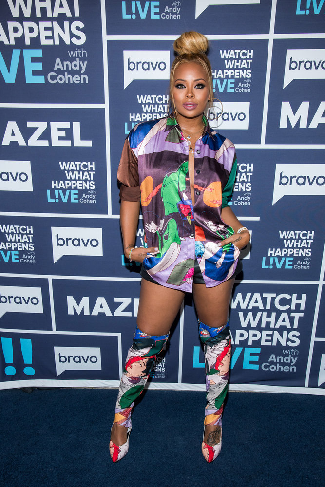 In Case You Missed It: Eva Marcille On Watch What Happens Live