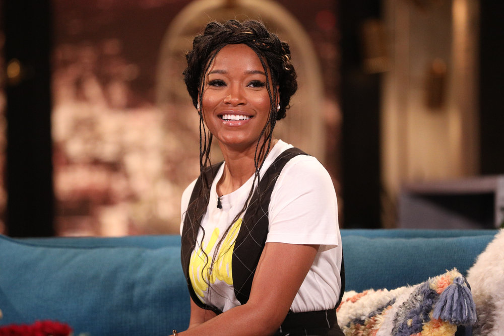 In Case You Missed It: KeKe Palmer On Busy Tonight