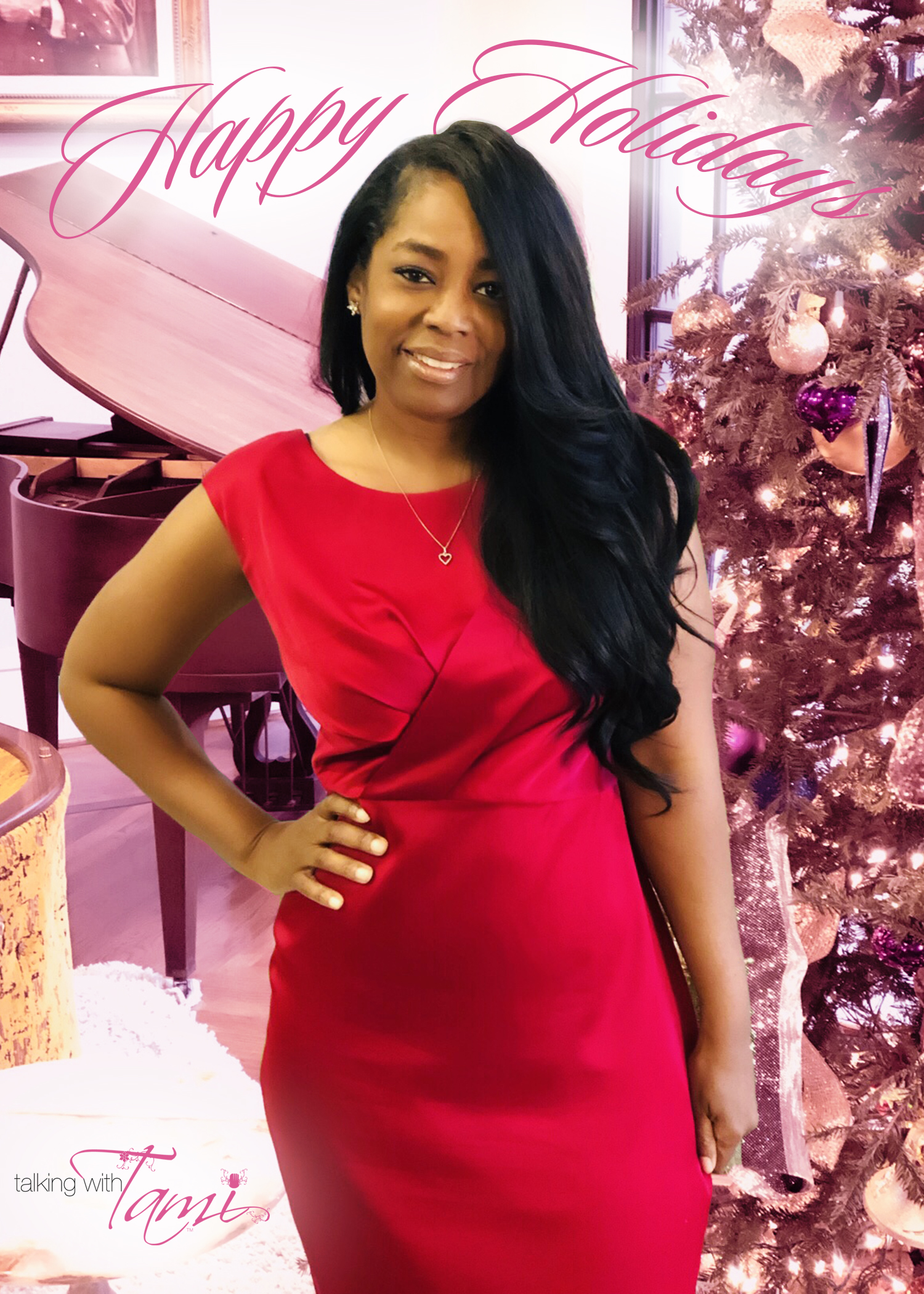 Happy Holidays From Talking With Tami