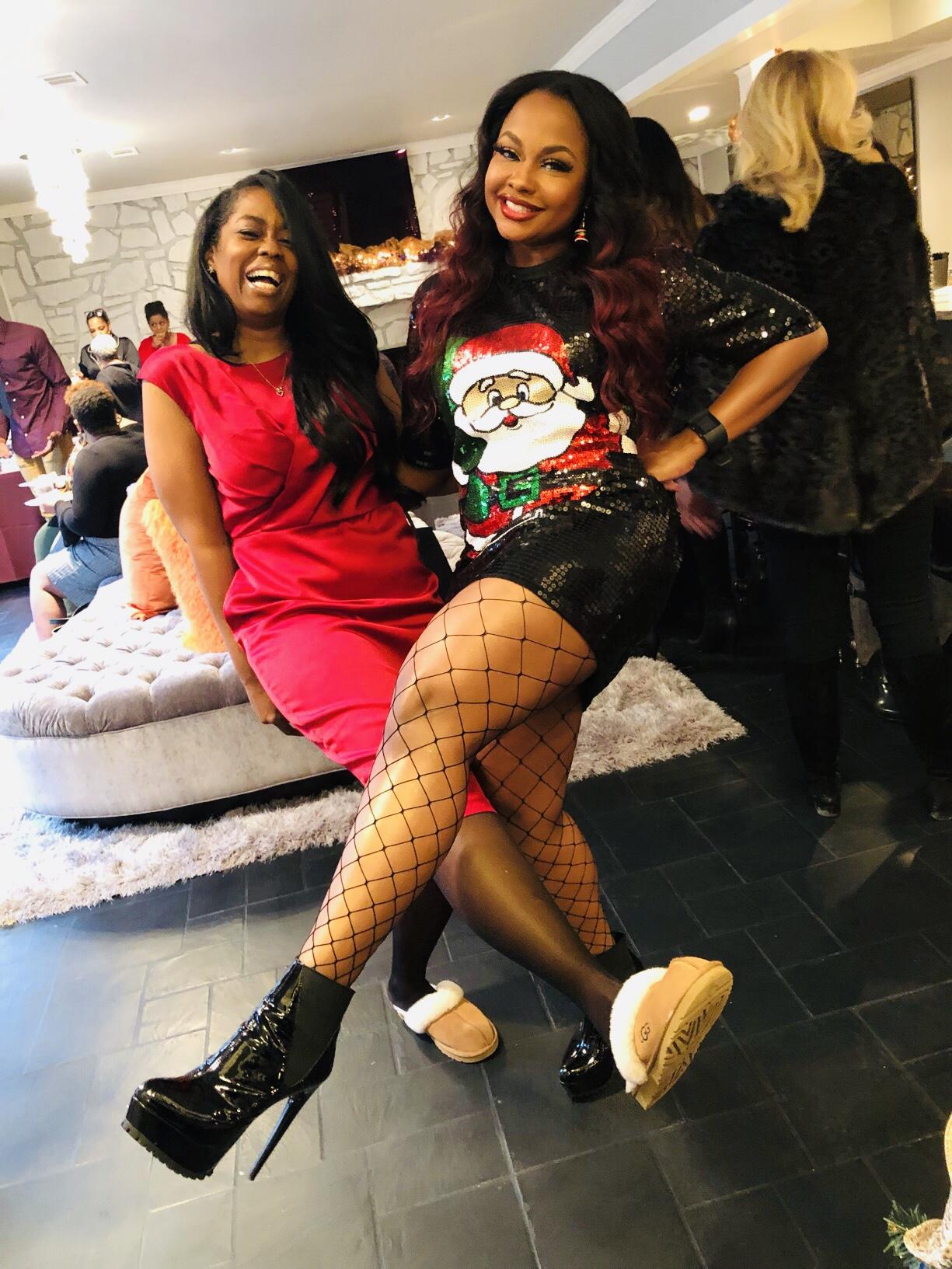 Phaedra Park's Holiday Girlfriends Gathering