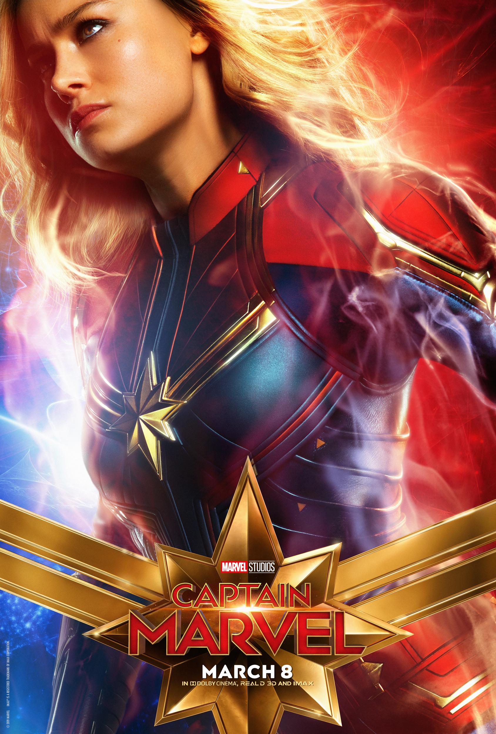New Movie: Captain Marvel