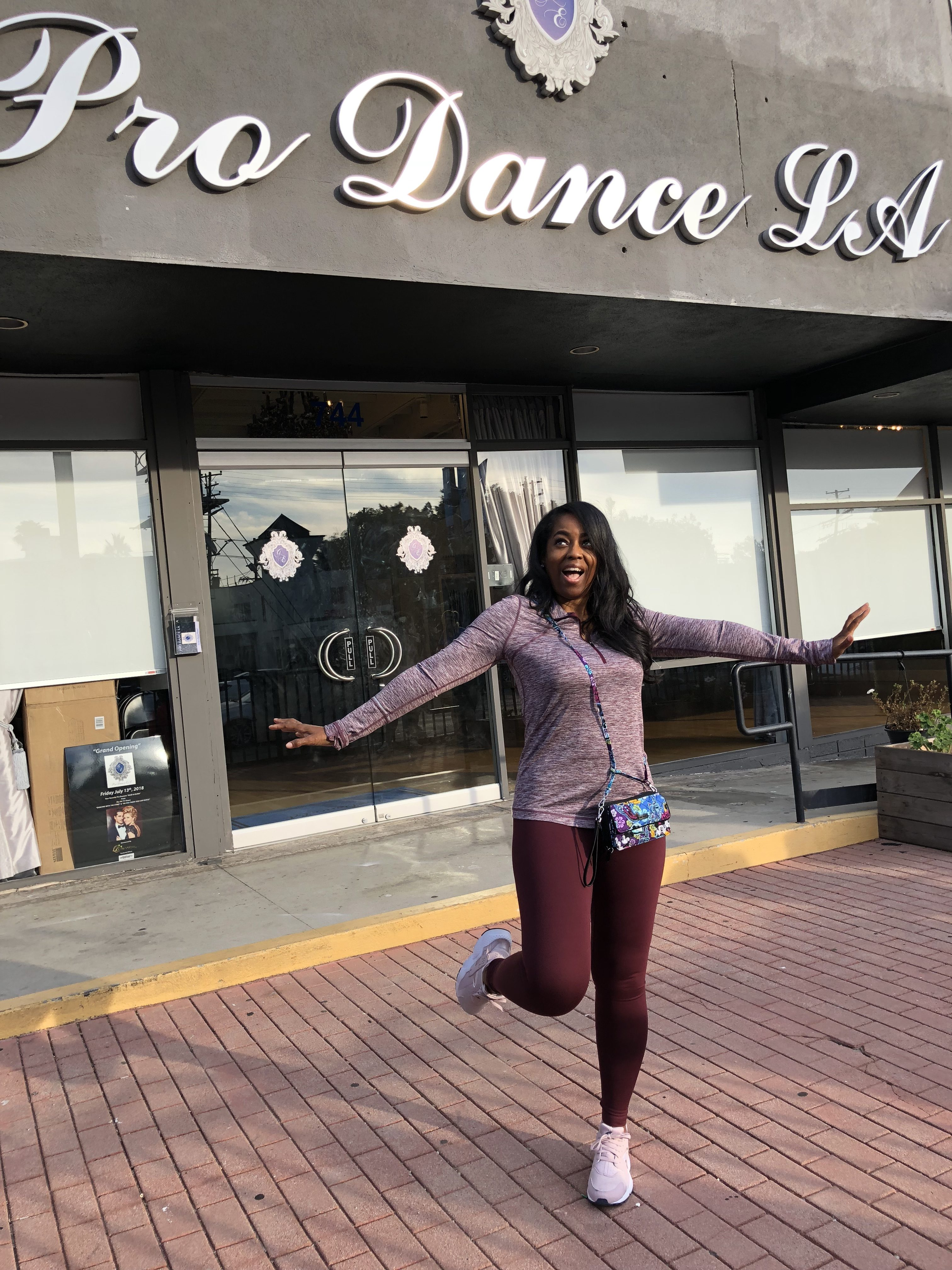 My Nutcracker Dance Lesson Experience With Dancing With The Stars' Pros