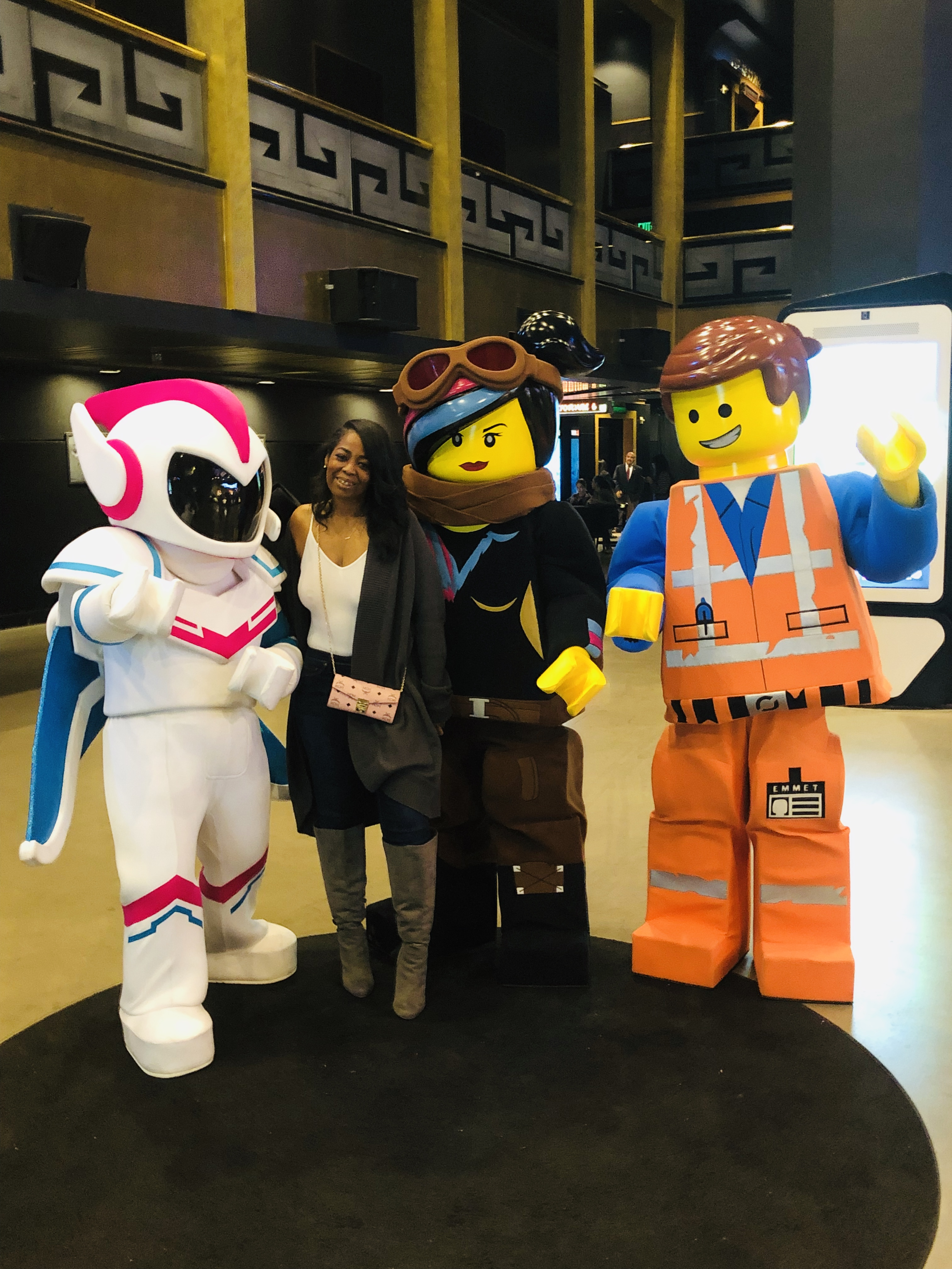 Roundtable Discussions With The Cast & Creators Of The Lego Movie 2