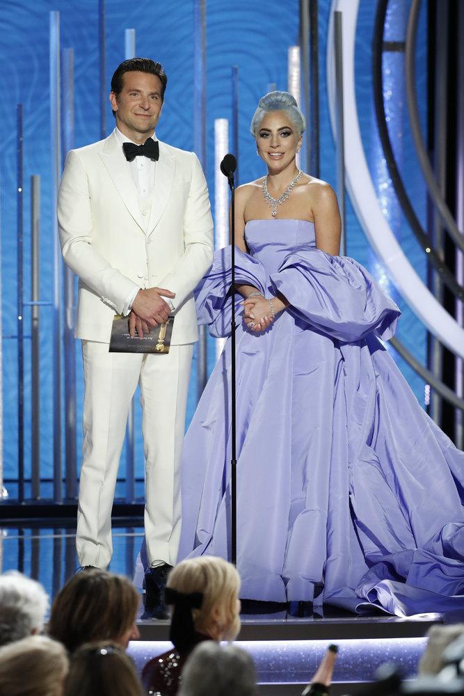 Wardrobe Breakdown: Lady Gaga At Golden Globe Awards