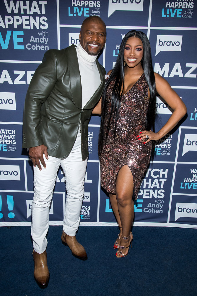 In Case You Missed It: Porsha Williams And Terry Crews On Watch What Happens Live