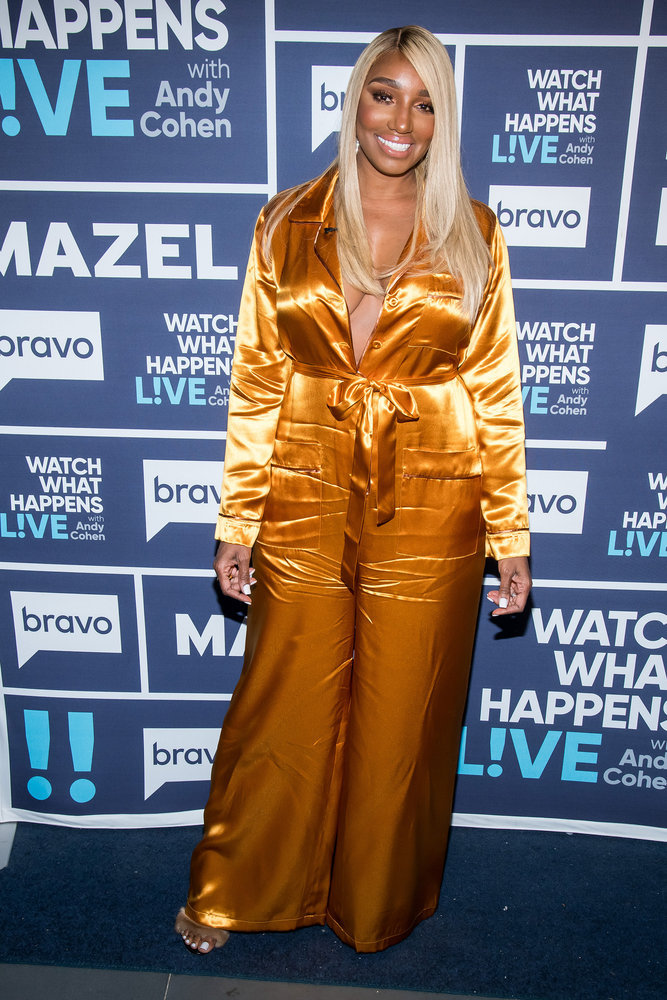 In Case You Missed It: NeNe Leakes On Bravo's Watch What Happens Live