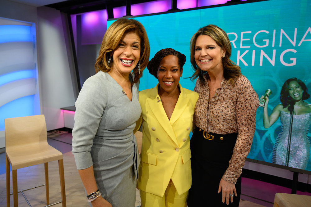In Case You Missed It: Regina King On Today Show