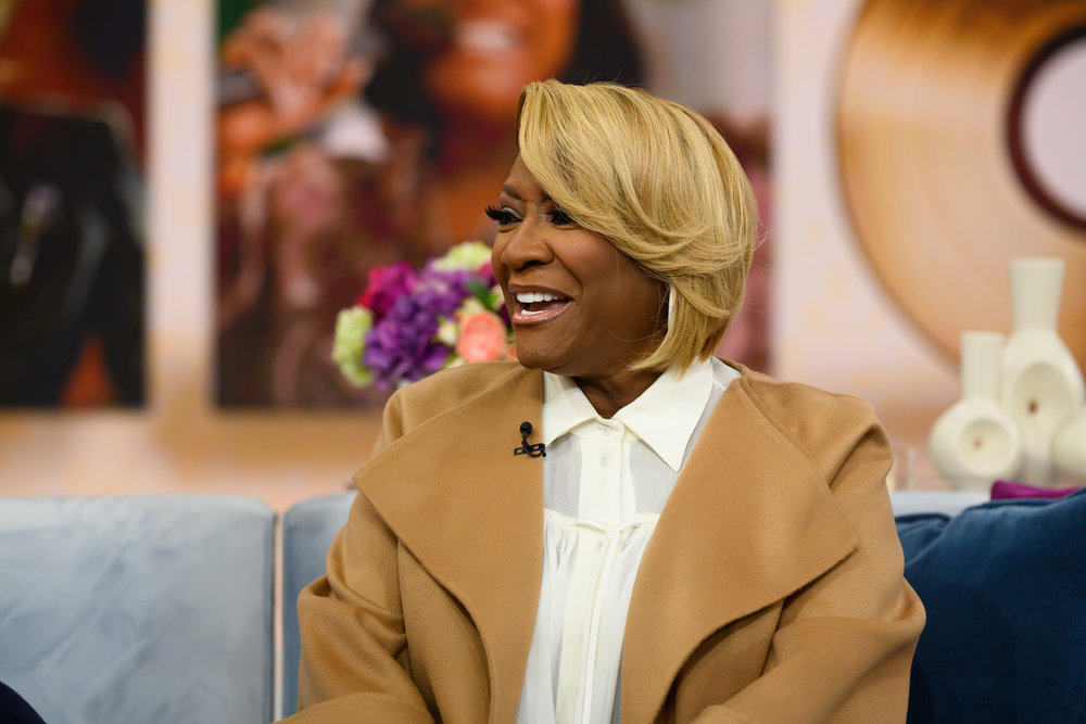 In Case You Missed It: Patti LaBelle On The Today Show