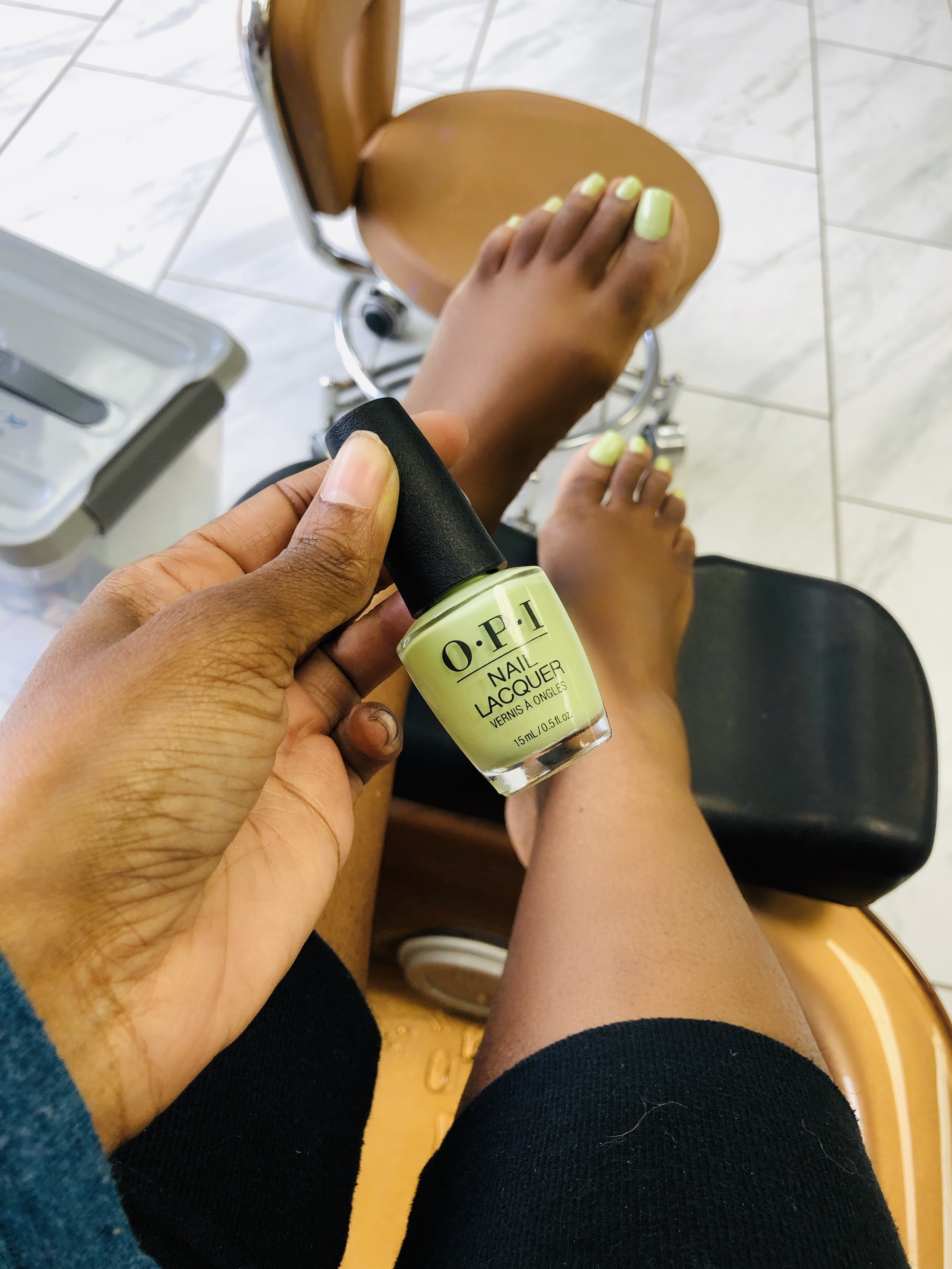Get The Look: OPI Tokyo Spring/Summer 2019 Collection