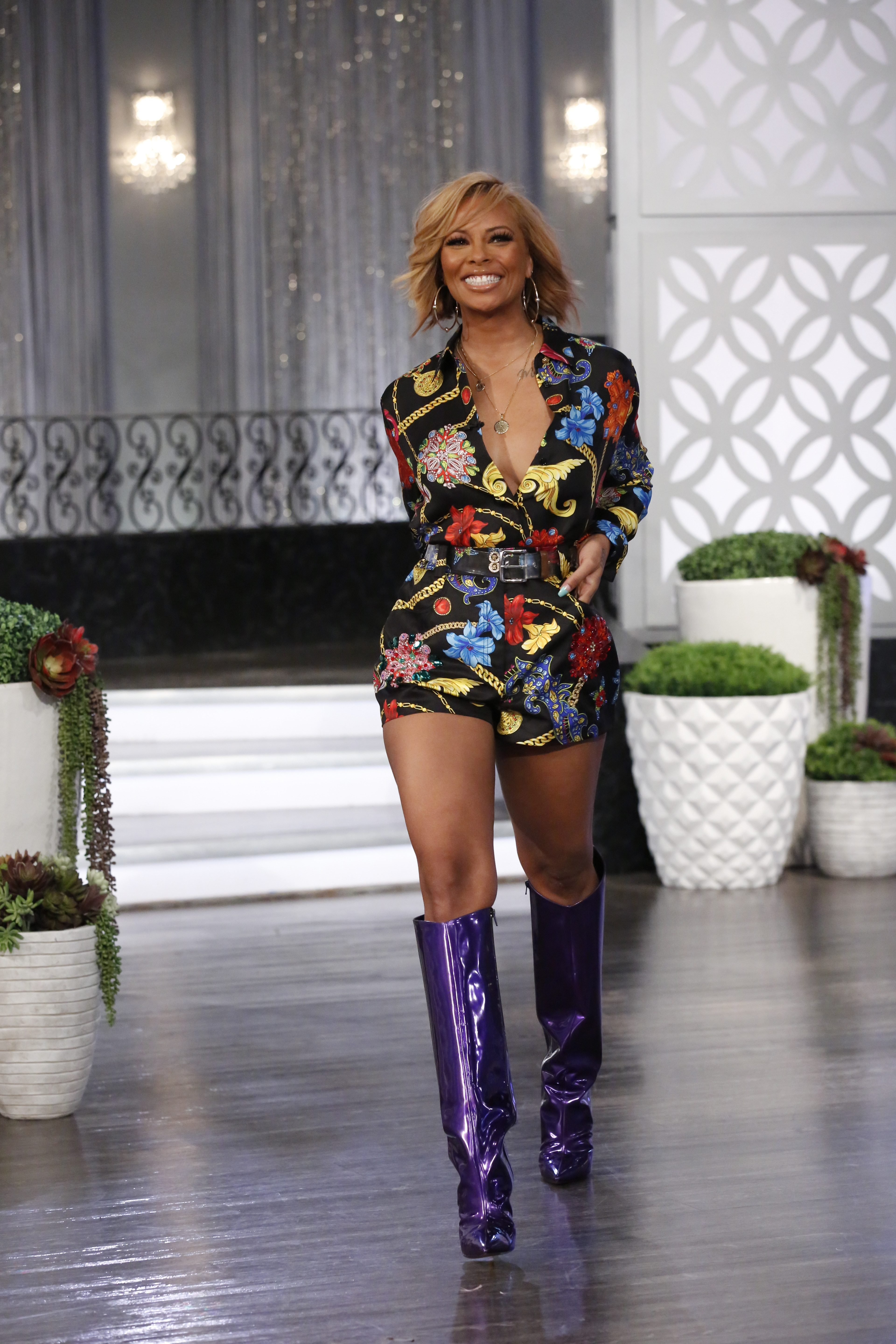 In Case You Missed It: Eva Marcille On The Real