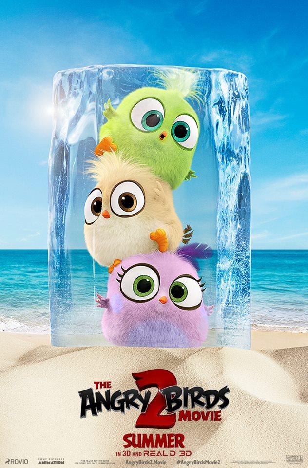 New Movie: Angry Birds Movie 2