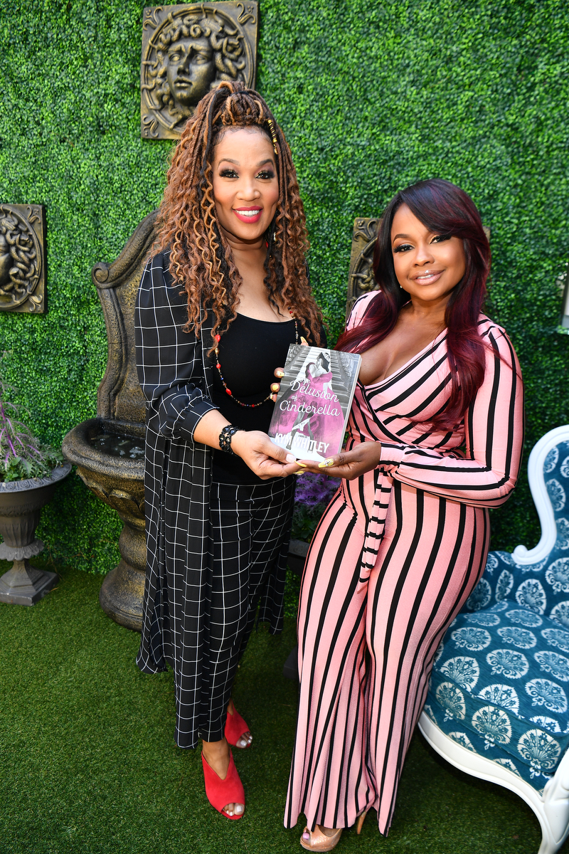 Kym Whitley's Book Signing Hosted By Phaedra Parks