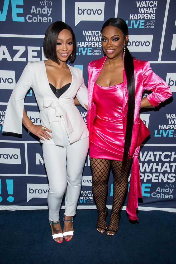 In Case You Missed It: Kandi Burruss & Shemari Devoe On Watch What Happens Live With Andy Cohen