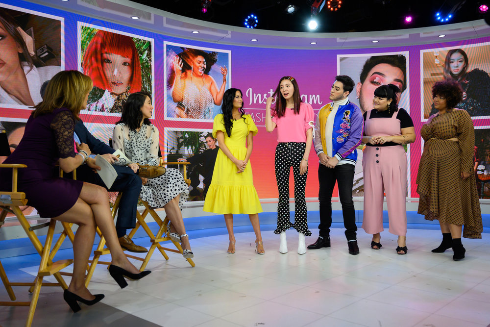 In Case You Missed It: Fashion & Beauty Influencers On The Today Show