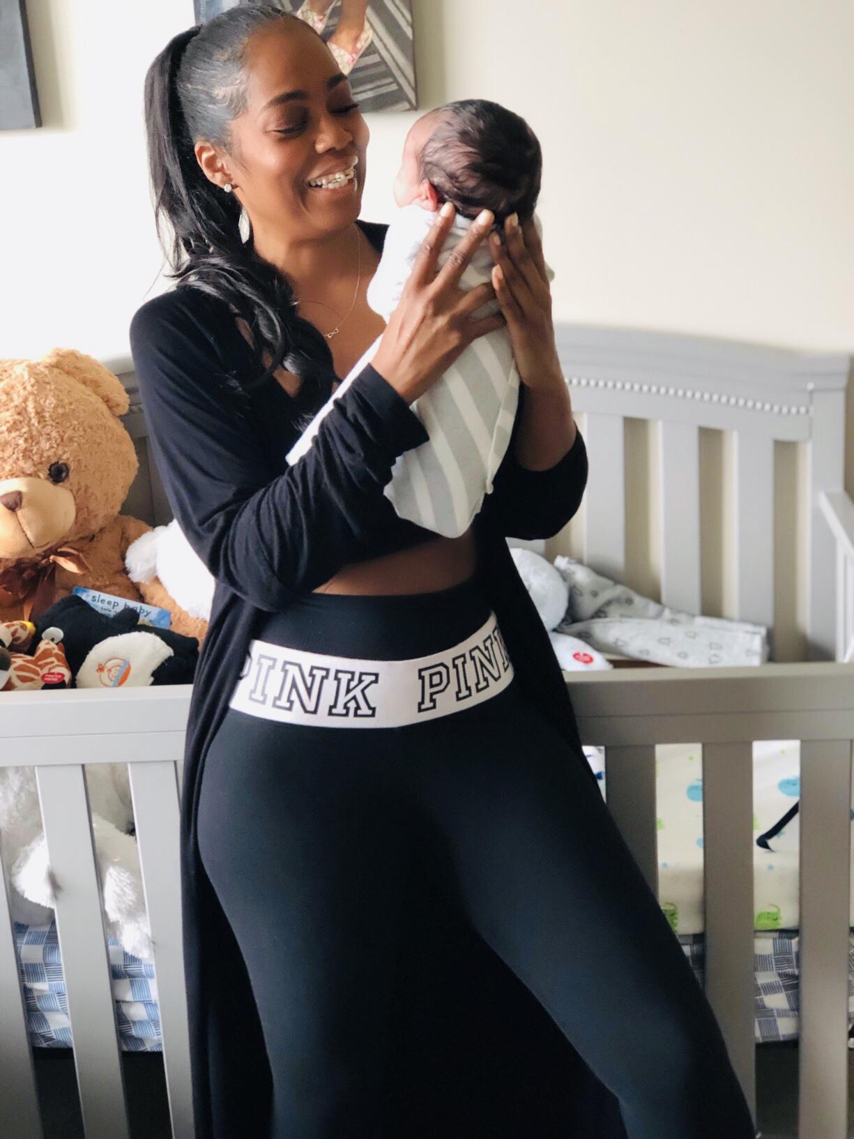 Baby Legend Turns 1 Week Old