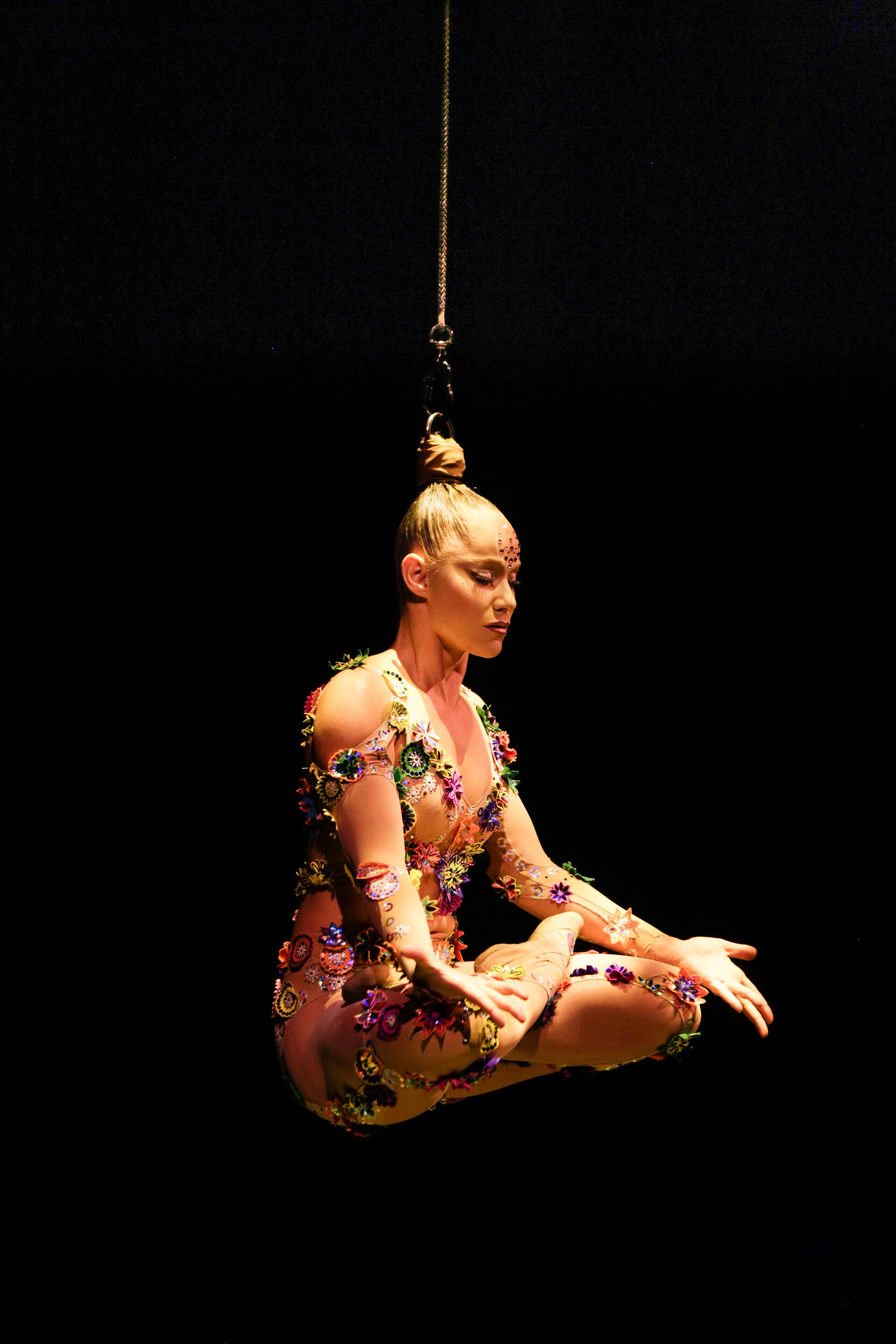 Cirque du Soleil Brings VOLTA to Atlanta