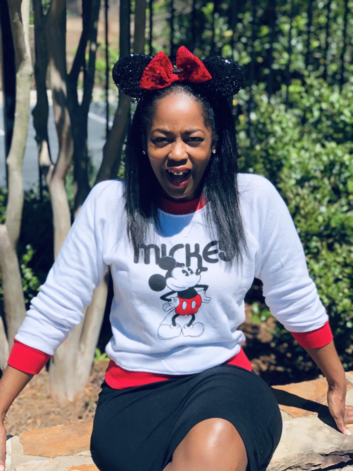 My Style: Mickey Mouse Sweatshirt